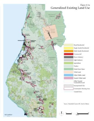 Humboldt County land use