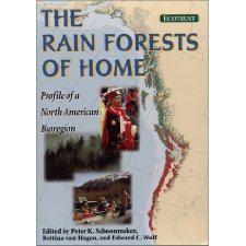 rainforests book cover