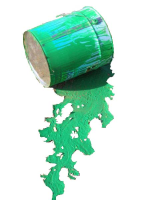 green-paint-bucket